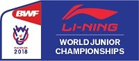 Li NING BWF World Junior Mixed Team Championships 2018